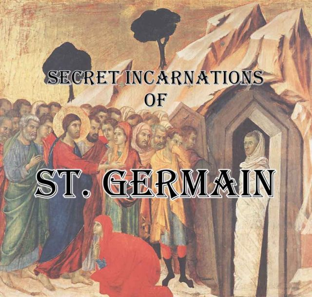 saint germain master alchemist spiritual teachings from an ascended master